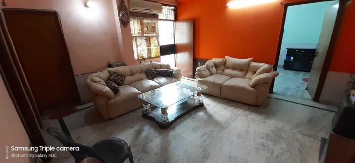 महरौली में जॉय होम्स पीजी में लिविंग रूम की तस्वीर