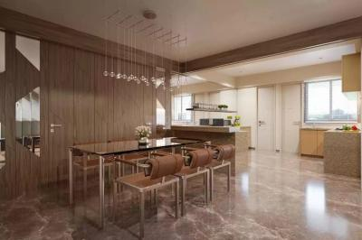 Living Room Image of 3967 Sq.ft 4 BHK Apartment for buy in The Indus, Bodakdev for 25800000