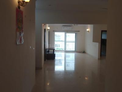 Gallery Cover Image of 2159 Sq.ft 3 BHK Apartment for rent in Prestige Garden Bay, Yelahanka for 38000