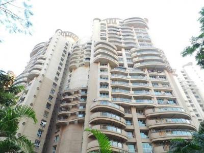 Gallery Cover Image of 1400 Sq.ft 3 BHK Apartment for rent in Nahar 8 Towers, Powai for 65000