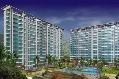 Gallery Cover Image of 1025 Sq.ft 2 BHK Apartment for buy in Kesar Harmony, Kharghar for 14700000