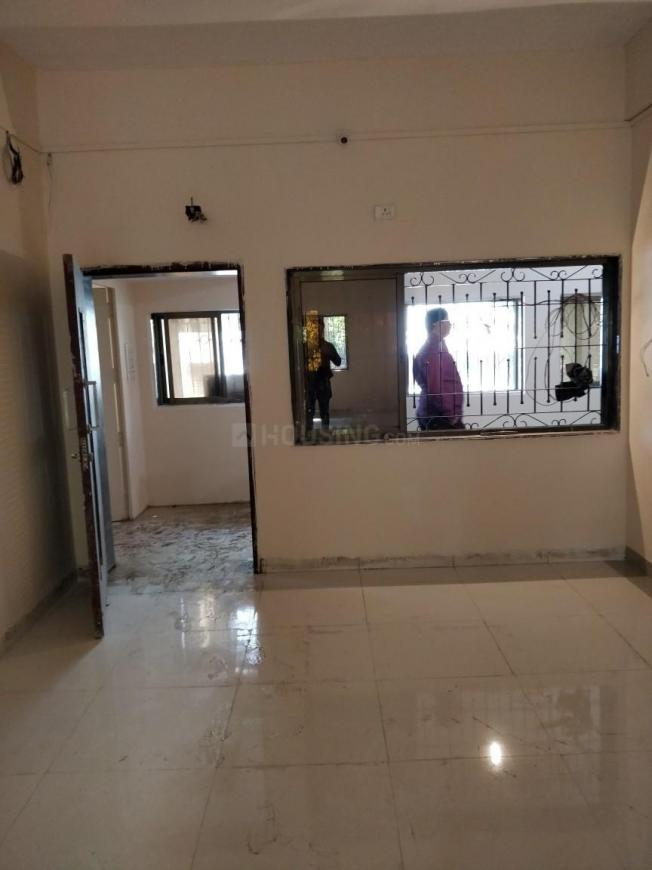 Living Room Image of 1100 Sq.ft 1 BHK Apartment for rent in Belapur CBD for 20000