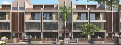 Gallery Cover Image of 4383 Sq.ft 5 BHK Villa for buy in Science City for 36000000