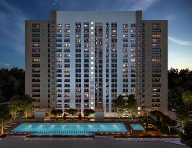 Gallery Cover Image of 2040 Sq.ft 3 BHK Apartment for buy in Sobha Arena The Square And Pebble Court, Lingadheeranahalli for 18000000