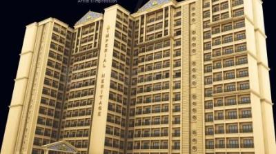 Gallery Cover Image of 710 Sq.ft 1 BHK Apartment for buy in Shree Ganesh Ventures Imperial Heritage, Vasai East for 3692000