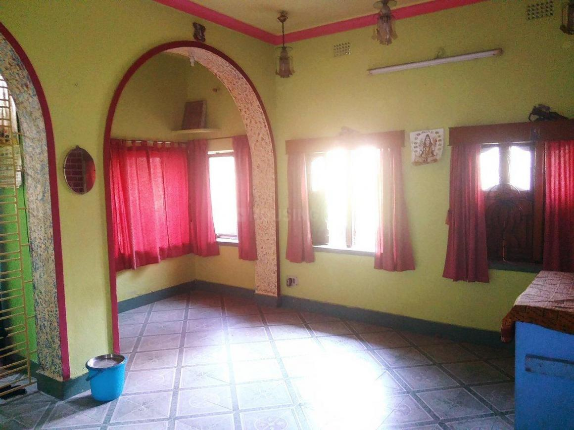 Living Room Image of 800 Sq.ft 2 BHK Independent Floor for rent in Andul for 7000
