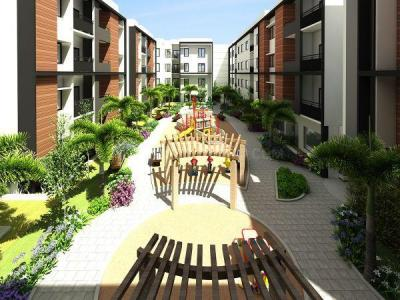 Gallery Cover Image of 1500 Sq.ft 3 BHK Apartment for buy in Karappakam for 6899000