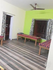 Bedroom Image of Kinetic PG in Rajarhat