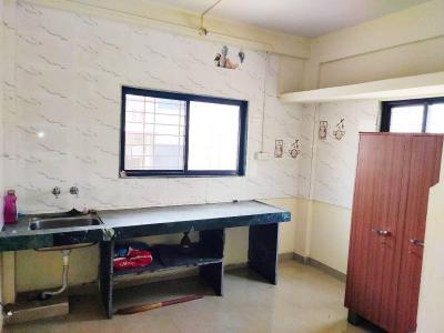 Kitchen Image of Girls PG in Kharadi