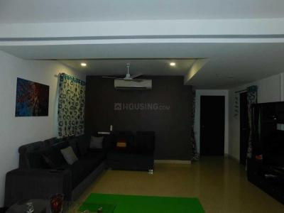 Gallery Cover Image of 1717 Sq.ft 3 BHK Apartment for rent in Phoenix Golf Edge, Gachibowli for 80000