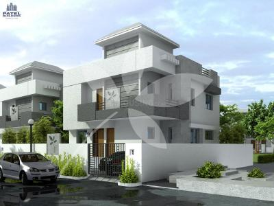 Gallery Cover Image of 2500 Sq.ft 3 BHK Independent House for rent in Cox Town for 45000