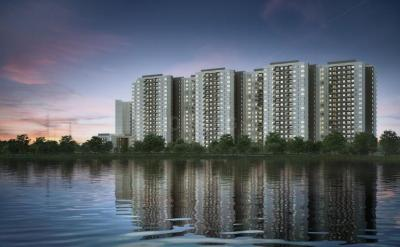 Gallery Cover Image of 1500 Sq.ft 2 BHK Apartment for buy in Sobha Lake Garden, Krishnarajapura for 10800000
