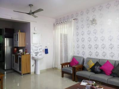 Gallery Cover Image of 1050 Sq.ft 2 BHK Apartment for buy in Sai Residency, Singasandra for 4700000