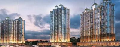 Gallery Cover Image of 1310 Sq.ft 2 BHK Apartment for buy in Paradise Sai World City, Panvel for 9800000