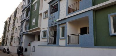 Gallery Cover Image of 1150 Sq.ft 2 BHK Apartment for rent in Amrutahalli for 14000