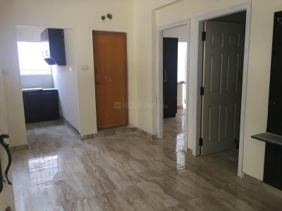 Gallery Cover Image of 455 Sq.ft 1 BHK Independent Floor for rent in Kaikondrahalli for 14000