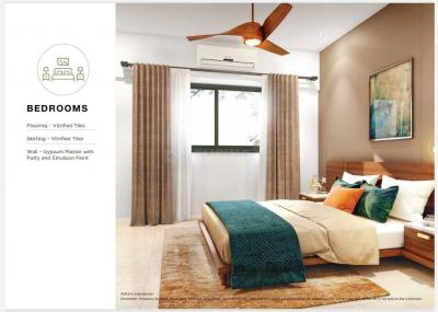 Gallery Cover Image of 800 Sq.ft 1 BHK Apartment for buy in Shapoorji Pallonji Vahana, Bavdhan for 3950000