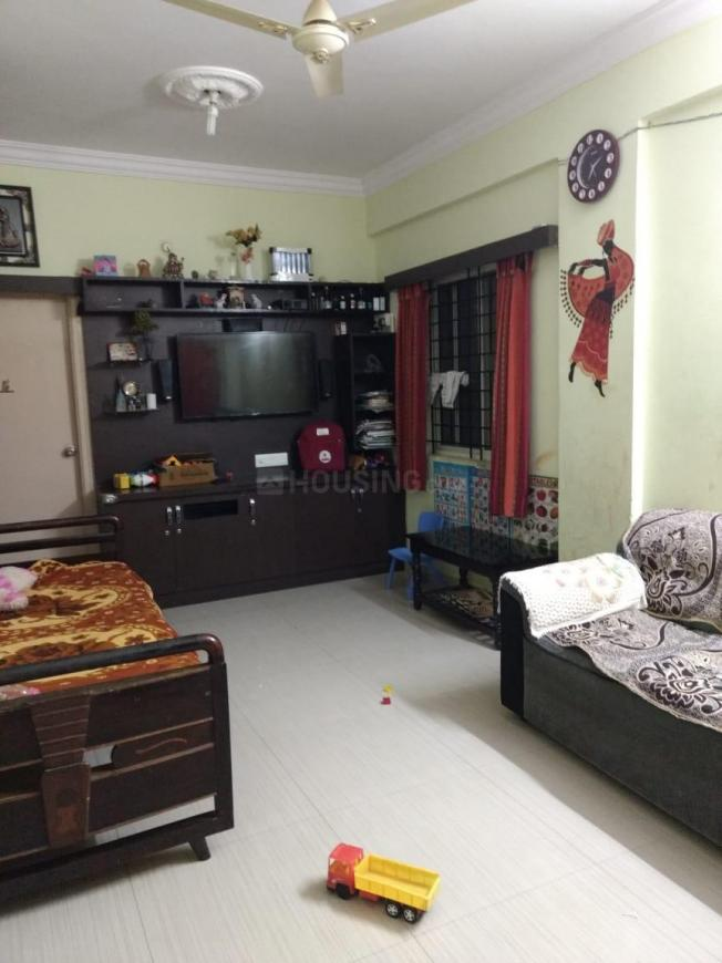 Living Room Image of 1000 Sq.ft 2 BHK Apartment for rent in Electronic City for 13500