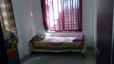 Bedroom Image of Om Sai PG in Wadgaon Sheri