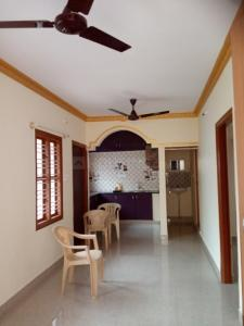 Gallery Cover Image of 1200 Sq.ft 2 BHK Independent Floor for rent in Mahadevapura for 13100