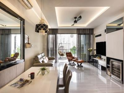 Gallery Cover Image of 4450 Sq.ft 4 BHK Apartment for buy in Jubilee Hills for 44500000
