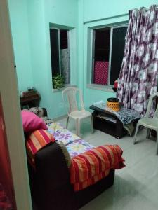 Gallery Cover Image of 750 Sq.ft 2 BHK Apartment for rent in Ganguly Bagan for 13000
