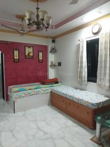Gallery Cover Image of 1100 Sq.ft 2 BHK Apartment for rent in Nerul for 32000