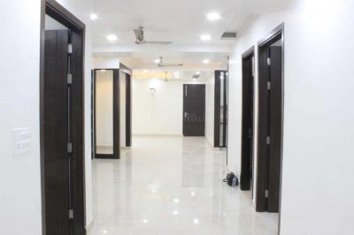 Gallery Cover Image of 2100 Sq.ft 4 BHK Independent Floor for buy in Niti Khand for 12500000