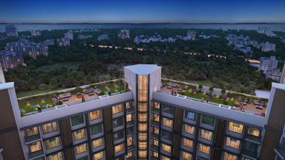 पूरवांकर पूर्वा क्लेर्मोंत विंग डी, गोवंदई  में 17900000  खरीदें  के लिए 800 Sq.ft 2 BHK अपार्टमेंट के बालकनी  की तस्वीर
