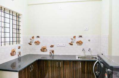 Kitchen Image of PG 4643108 K R Puram in Krishnarajapura
