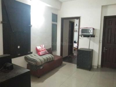 Gallery Cover Image of 1725 Sq.ft 3 BHK Apartment for rent in Crossings Republik for 9000