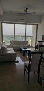 Gallery Cover Image of 1550 Sq.ft 3 BHK Apartment for rent in Lower Parel for 180000