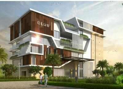 Gallery Cover Image of 1210 Sq.ft 2 BHK Apartment for buy in Aspire Spaces Ameya, Miyapur for 4400000