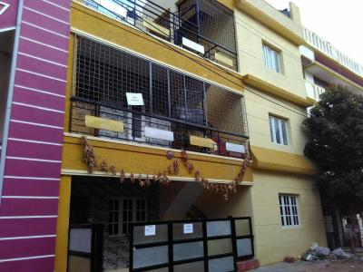 Gallery Cover Image of 700 Sq.ft 1 BHK Independent House for rent in Ramamurthy Nagar for 9500