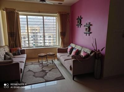 Gallery Cover Image of 1050 Sq.ft 3 BHK Apartment for rent in Kalpataru Siddhachal VI, Thane West for 37000