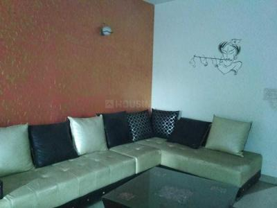 Gallery Cover Image of 1566 Sq.ft 3 BHK Apartment for rent in ABA Corp Orange County, Ahinsa Khand for 28000