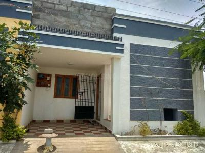 Gallery Cover Image of 750 Sq.ft 1 BHK Independent House for buy in Tiruvallur for 1200000