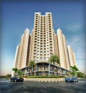 Gallery Cover Image of 1014 Sq.ft 3 BHK Apartment for buy in Sunteck MaxxWorld 2 Tivri Naigaon East, Naigaon East for 5475000