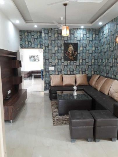 Living Room Image of 770 Sq.ft 2 BHK Apartment for buy in Adore Samriddhi, Sector 89 for 2329000