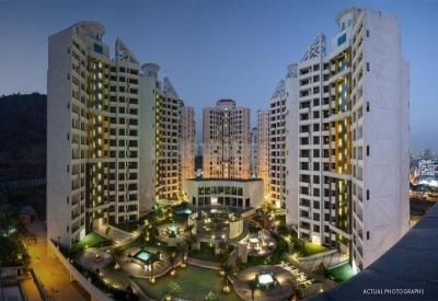 Gallery Cover Image of 1500 Sq.ft 3 BHK Apartment for rent in Kharghar for 45000