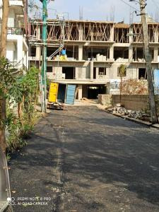 Gallery Cover Image of 1255 Sq.ft 2 BHK Apartment for buy in KVR Sai Kruthi, Hulimavu for 5600000