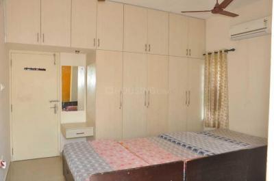 Bedroom Image of Green Home Ladies PG in Thoraipakkam