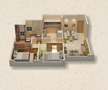 Gallery Cover Image of 1175 Sq.ft 2 BHK Apartment for buy in Kyraa Ariso Apartment, Chembur for 16500000