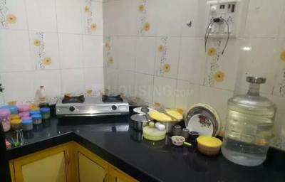 Kitchen Image of Radhe PG Service in Goregaon West