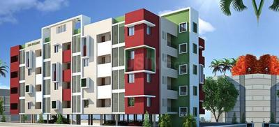 Gallery Cover Image of 827 Sq.ft 2 BHK Apartment for buy in Bansdroni for 2892500