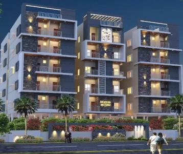 Gallery Cover Image of 1497 Sq.ft 3 BHK Apartment for buy in Attapur for 6500000