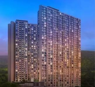 Gallery Cover Image of 1000 Sq.ft 2 BHK Apartment for buy in Panvel for 6500000