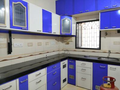Gallery Cover Image of 630 Sq.ft 1 BHK Apartment for rent in Vishnu Darshan, Dombivli West for 11000