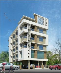 Gallery Cover Image of 596 Sq.ft 1 BHK Apartment for buy in New Town for 2741600