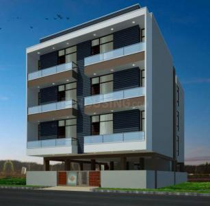Gallery Cover Image of 1400 Sq.ft 3 BHK Apartment for buy in Brijlalpura for 5500000